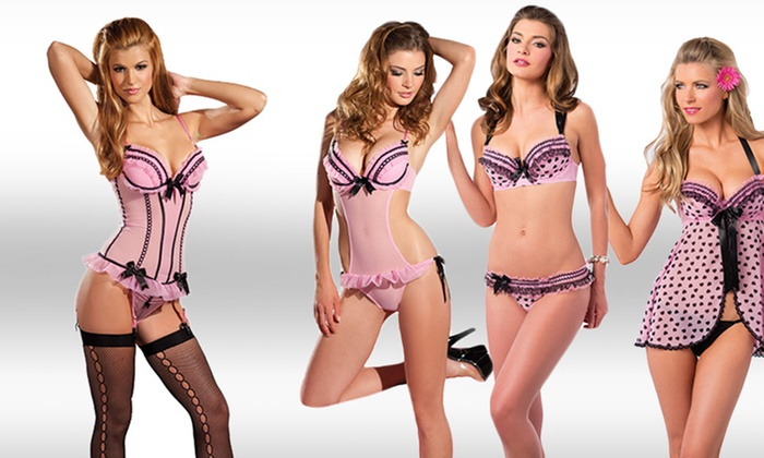 BeWicked Lingerie Sets: BeWicked Lingerie Sets. Multiple Styles Available from $29.99–$36.99.