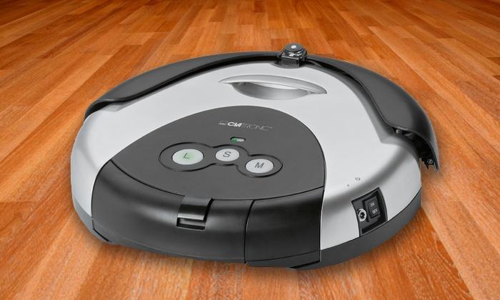 un aspirateur robot clatronic bsr 1283. Black Bedroom Furniture Sets. Home Design Ideas