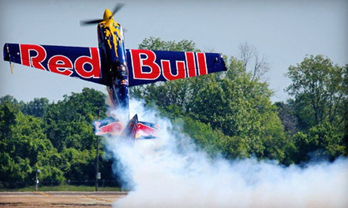 Greenwood Lake Airshow - Greenwood Lake Airport: One-Day Private Tent Rental for 25, 50, or 100 Guests at the Greenwood Lake Airshow on August 16–18 (Up to 52% Off)