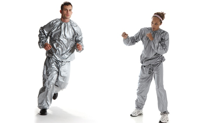 Sauna Suit PVC Exercise Clothes: Sauna Suit PVC Exercise Clothes.