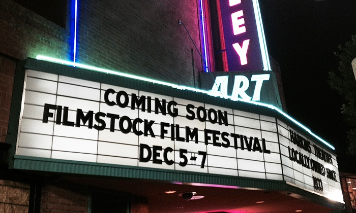 Filmstock Film Festival - Harkins Valley Art: Filmstock Film Festival Screening for Two or All-Access Pass for One on December 5–7  (Up to 50% Off)