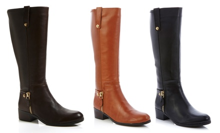 Guess Tall Boots | Brought to You by ideel
