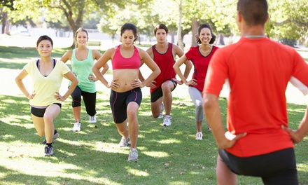 One Month of Boot-Camp Classes for One or Two at Red Bow Fitness (Up to 88% Off)