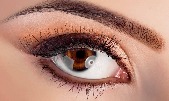 Eyelash Canada - Multiple Locations: Permanent Eyebrow or Eyeliner Makeup Application at Eyelash Canada (Up to 60% Off)