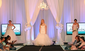 Florida Wedding Expo By Your Wedding TV: Entry for Two or Four to the Florida Wedding Expo By Your Wedding TV on Sunday, January 10 (Up to 62% Off)