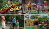 Congo River Adventure Golf - Orlando: $14 for Two 18-Hole Rounds at Congo River Golf and Two Gator Feedings (Up to a $28.87 Value). Choose from Six Locations.