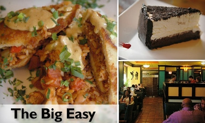 The Big Easy - Hyde Park: $12 for $25 Worth of Cajun Cuisine at The Big Easy