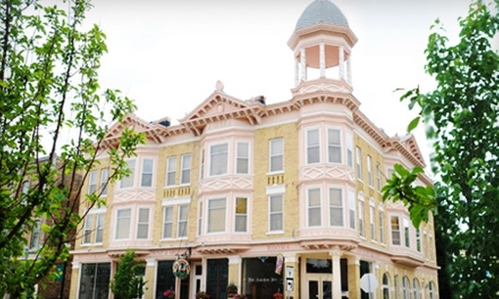 The Audubon Inn - Mayville: One-Night Stay in a Standard Room at The Audubon Inn in Mayville. Two Options Available.