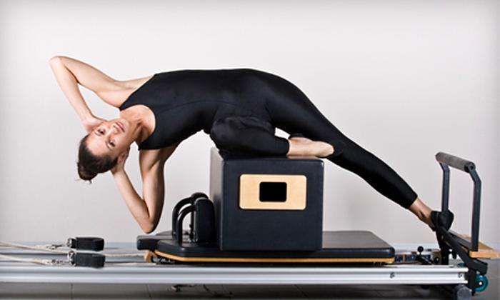 IM=X Pilates Studio - Danville: One Private Training Session Plus 4 or 10 Reformer Pilates Classes at IM=X Pilates Studio in Danville