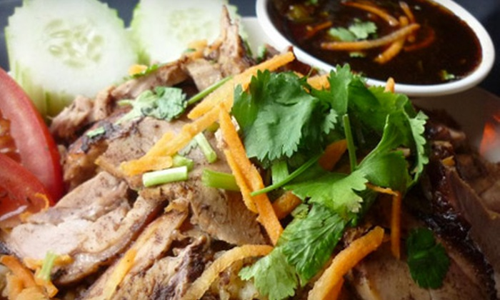 Thai Village - Chicago: $10 for $20 Worth of Thai Fare at Thai Village