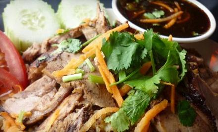 $20 Groupon to Thai Village - Thai Village in Chicago