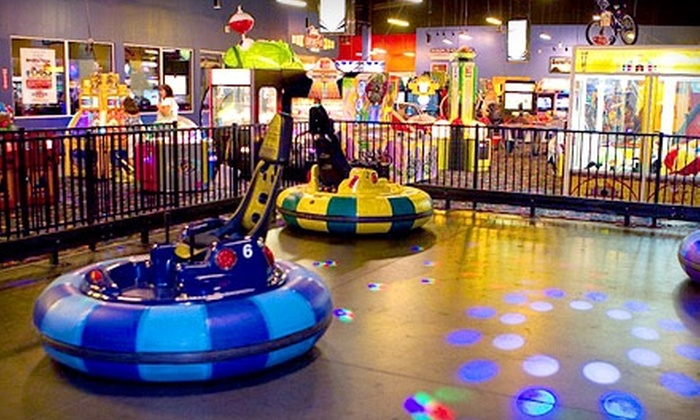 Stars and Strikes - Dacula: $10 for $20 Worth of Bowling, Games, Fare, and Drinks or $39 for a Summer Pass ($99.99 Value) at Stars and Strikes Family Entertainment Center
