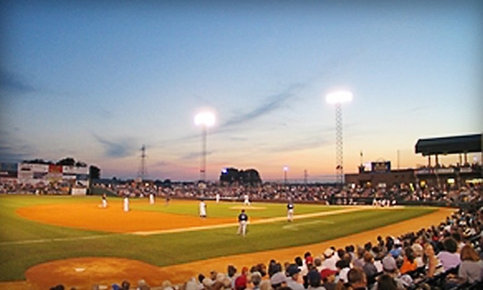 Gateway Grizzlies - Sauget: $18 for Baseball Package for Two at the Gateway Grizzlies in Sauget (Up to $38 Value)