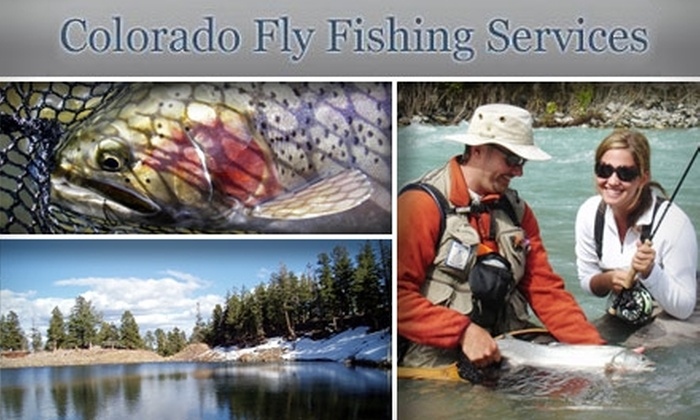 Anglers Addiction Fly Shop and Outfitter - Downtown: $180 for a Guided Winter Fly-Fishing Tour with Anglers Addiction Fly Shop and Guide Service
