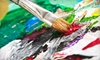 You Are The Artist - Near Southeast: One or Two Adult Painting Classes at You Are The Artist (52% Off)