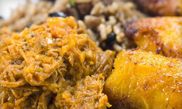 Azucar Restaurant - South End: $10 for $20 Worth of Cuban Fare at Azucar Restaurant