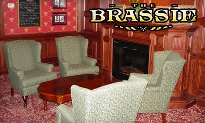 The Brassie Pub - Ancaster: $15 for $30 Worth of Pub Fare at The Brassie Pub