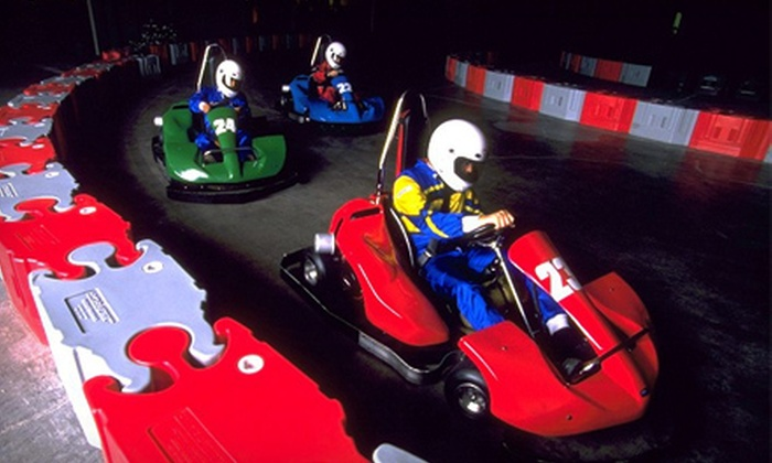 Formula Kartways - Brampton: $22 for 30 Laps and a One-Year Membership to Formula Kartways in Brampton ($50 Value)