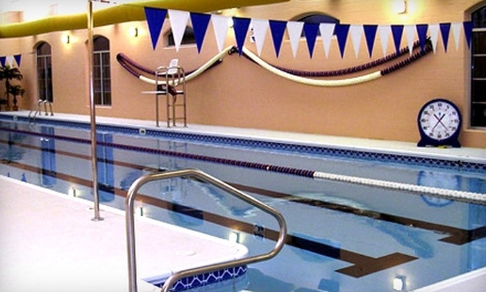 Bob's Gym - Evansville: Swimming Lessons at Bob's Gym. Two Options Available.