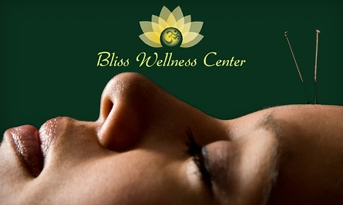 Bliss Wellness Center - Liberty Area: $55 for a Consultation and One Hour of Acupuncture at Bliss Wellness Center