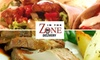 In the Zone Delivery - Sioux Falls: $19 for a Full Day of Freshly Prepared Meals: Breakfast, Lunch, Dinner, Dessert, and a Snack from In The Zone Delivery