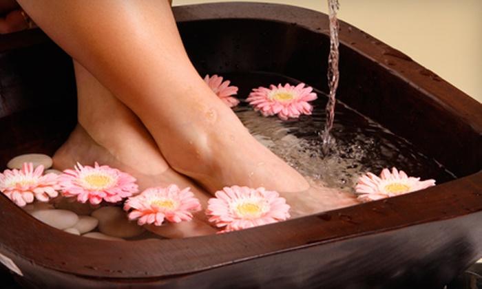 Smooth Sensations Body Balance - East Sacramento: $22 for an Ionic-Foot-Bath Detox at Smooth Sensations Body Balance ($80 Value)