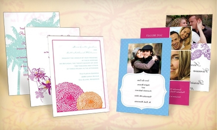 Ann's Bridal Bargains: $25 for $50 Worth of Printed Invitations and Announcements from Ann's Bridal Bargains
