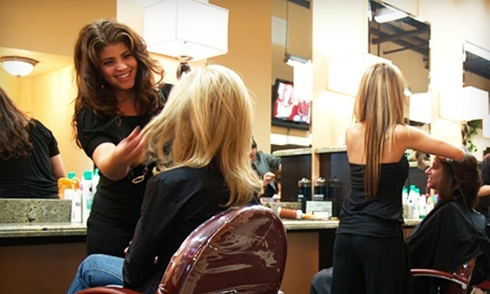 Bellagio Spa & Salon - Lower Peters Canyon: $40 for $80 Worth of Services at Bellagio Spa & Salon in Irvine