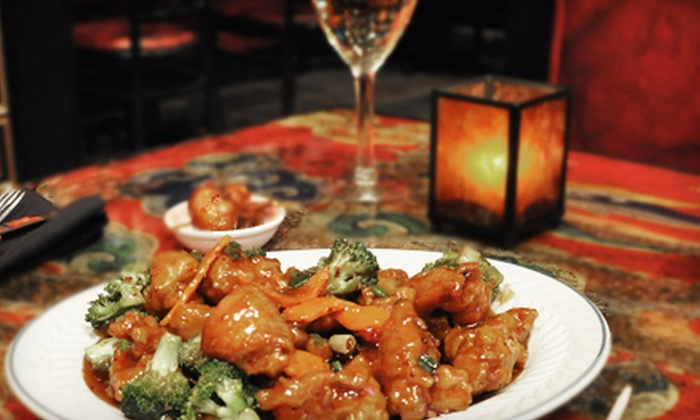 Formosa Cafe - Woodridge: $15 for $30 Worth of Chinese Cuisine and Drinks at Formosa Cafe in Woodridge