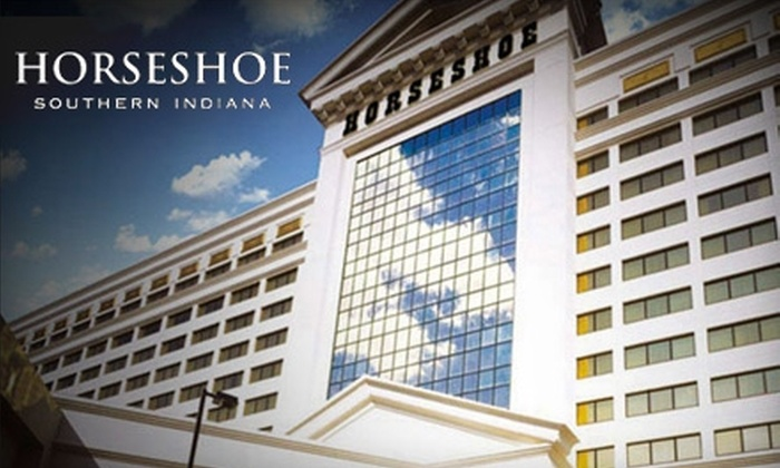Horseshoe Southern Indiana Hotel & Casino - Posey: $65 for a One-Night Weekday Stay (Or $140 for a One-Night Weekend Stay), Plus $20 Toward Any Restaurant, at Horseshoe Southern Indiana Hotel & Casino.