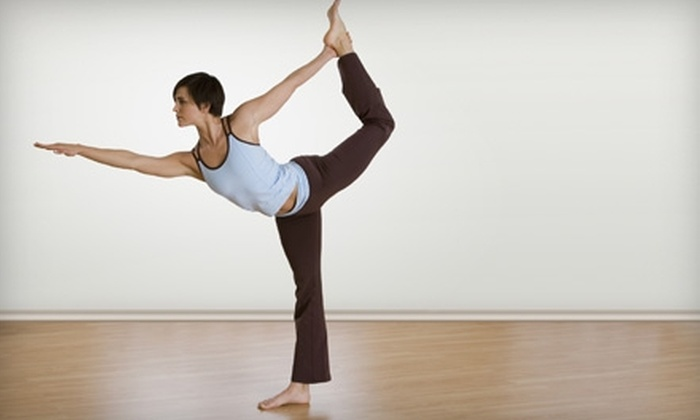 Yogani Studios - Tampa: $30 for a Five-Class Yoga Pass at Yogani Studios ($60 Value)