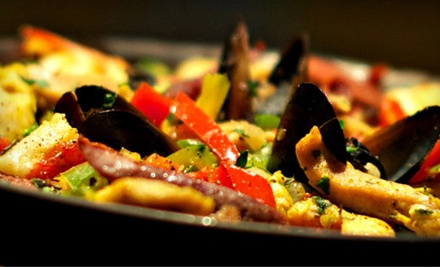 Tapas Dinner for 2 (Up to a $75.73 Value) - Majorca Bistro and Tapas in Houston