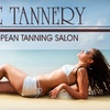 Up to 76% Off Tanning at The Tannery