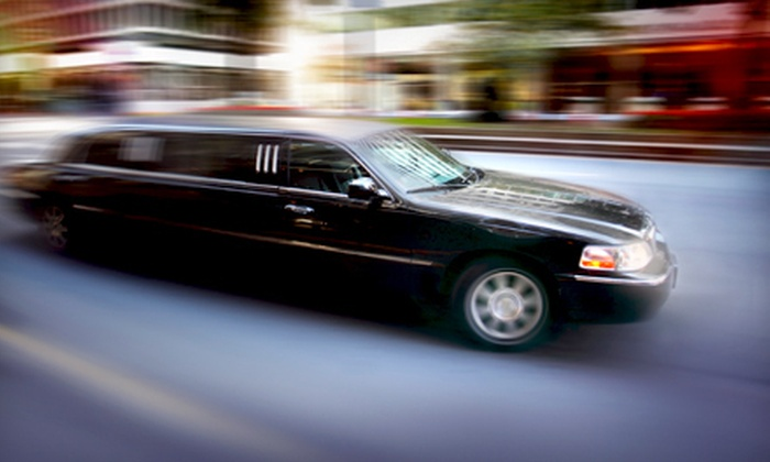 Private Limo - Strathory: $49 for a Two-Hour Standard Limousine Rental for Up to Eight and VIP Membership from Private Limo ($390 Value)
