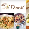 57% Off at Let's Do Dinner