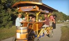 Pedal Hopper Denver - Speer: Individual or Group Pass to Pedal-Powered Pub Crawl from Pedal Hopper