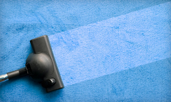 Mr. Magic Carpet Cleaning Plus - Wichita: Carpet Cleaning for Three Rooms and a Hallway or Seven Rooms and a Hallway from Mr. Magic Carpet Cleaning Plus