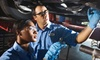 OOB - Lees Summit Mitsubishi - OOB - Lee's Summit: One, Two, or Three Oil Changes with Vehicle Inspections and Exterior Washes at Lee's Summit Mitsubishi (Up to 58% Off)
