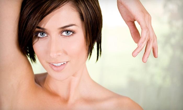 Advanced Laser Clinics of Shreveport - Springlake, University Terrace: $150 for Three Laser Hair-Removal Treatments at Advanced Laser Clinics of Shreveport ($435 Value)