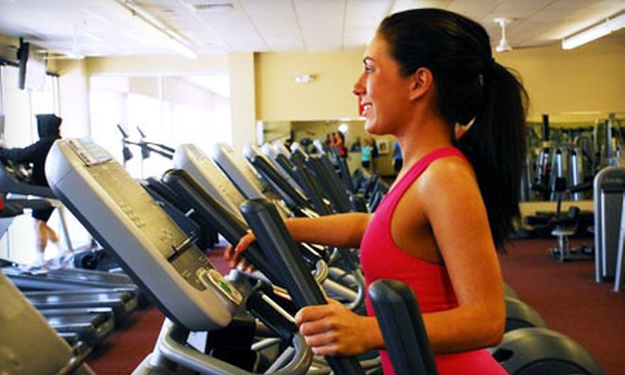 Charter Fitness of New Mexico - Multiple Locations: $15 for a Three-Month Membership to Charter Fitness of New Mexico (Up to $120 Value)