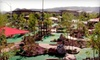 The Putt Park Miniature Golf Course-OOB - Rhodes Ranch: $15 for Four Rounds of Mini Golf at The Putt Park Miniature Golf Course (Up to $34 Value)