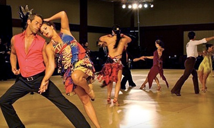 Darren's Ballroom Dance Studios - Carmel: $49 for Two Private Dance Lessons and One Group Lesson at Darren's Ballroom Dance Studios in Carmel ($170 Value)