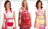 Flirty Home, LLC (SIMPLE PRODUCTS CORPORATION): $15 for $30 Worth of Aprons and Kitchen Gloves from Flirty Aprons