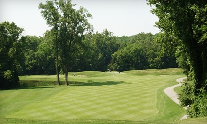 Twin Bridges Golf Club - Danville: $40 for a Golf Outing for Two at Twin Bridges Golf Club in Danville