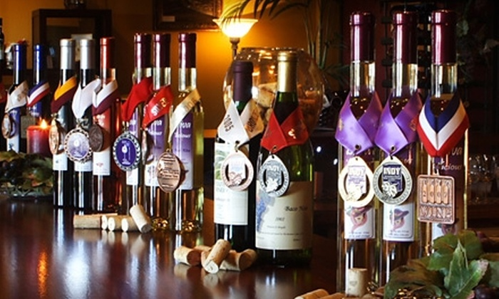 Boutier Winery - Danielsville: Private Wine Tastings at Boutier Winery in Danielsville (Up to $100 Value). Choose Between Two Options.