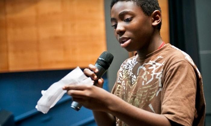 Breakthrough New York: Donate $10 to Provide Books to Underserved Youth at Breakthrough New York