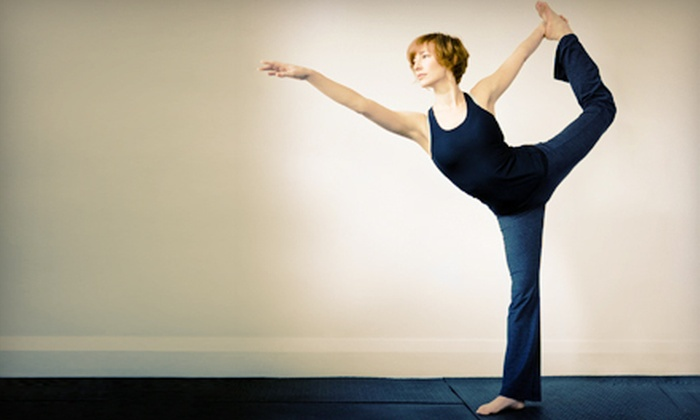 Bikram Yoga South Kansas City - Kansas City: $40 for 20 Hot-Yoga Classes or One Month of Unlimited Hot-Yoga Classes at Bikram Yoga South Kansas City (Up to 87% Off)