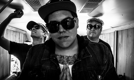 Sublime with Rome and Special Guests Rebelution, Pepper, and Mickey Avalon on July 28 (Up to 50% Off)