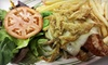 Farah's on the Avenue - Gainesville: $7 for $15 Worth of Mediterranean and American Fare and Drinks at Farah's on the Avenue