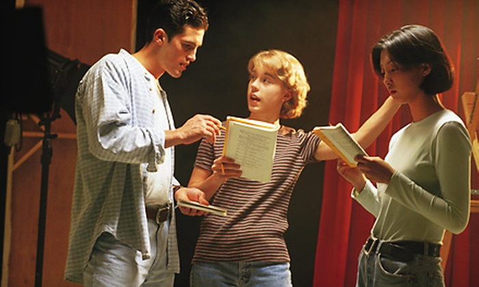 Michigan Actors Studio - Ferndale: Acting and Improv Classes or Three-Week Introduction to Film Acting Workshop at Michigan Actors Studio in Ferndale